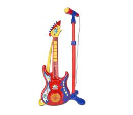 Zabawka muzyczna Bontempi Gitara rockowa z mikrofonem