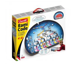 Zabawka edukacyjna Quercetti Rami Code