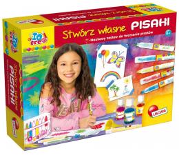 Zabawka plastyczna / kreatywna Lisciani Giochi Io Creo Stwórz własnie pisaki