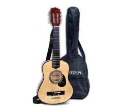 Zabawka muzyczna Bontempi Gitara drewniana 75 cm