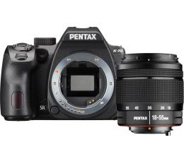 Lustrzanka Pentax K-70 + 18-55mm