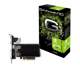 Karta graficzna NVIDIA Gainward GeForce GT 710 2GB DDR3
