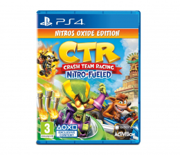 Gra na PlayStation 4 Beenox Crash Team Racing Nitro-Fueled Nitros Oxide Ed.