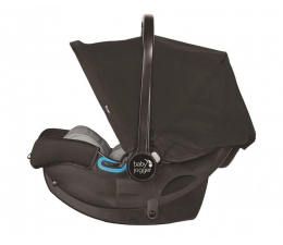 Fotelik 0-13 kg Baby Jogger City Go I-Size Black