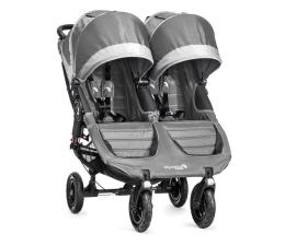 Wózek dla bliźniaków Baby Jogger City Mini Double GT Steel Gray