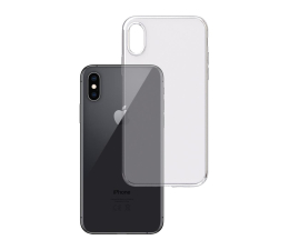 Etui/obudowa na smartfona 3mk Clear Case do iPhone X/Xs