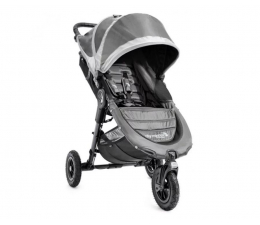 Wózek spacerowy Baby Jogger City Mini GT Single Steel Gray