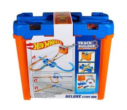 Pojazd / tor i garaż Hot Wheels Zestaw Kaskaderski Deluxe pudełko