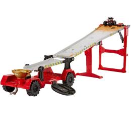 Pojazd / tor i garaż Hot Wheels Monster Truck Meganaczepa z Rampą 2w1