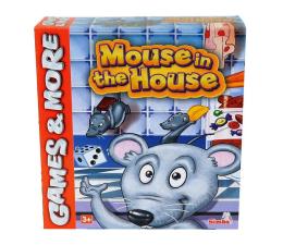 Gra dla małych dzieci Simba Myszka w domu