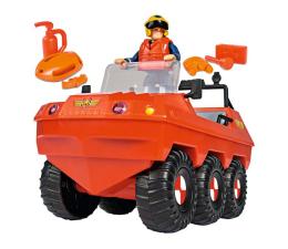 Pojazd / tor i garaż Simba Strażak Sam Hydrus z figurką