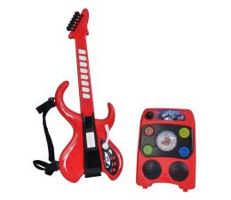 Zabawka muzyczna Simba Gitara disco ze wzmacniaczem My Music World
