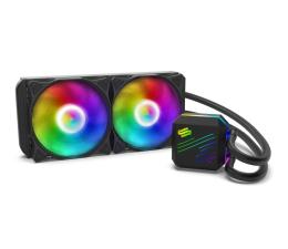 Chłodzenie procesora SilentiumPC Navis Evo ARGB 240 2x120mm
