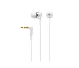 Słuchawki przewodowe Sennheiser CX 1.00 biały