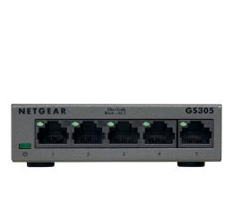 Switch Netgear 5p GS305-300PES (5x10/100/1000Mbit)