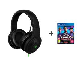 Słuchawki do konsoli Razer Kraken Essential + FIFA 19 PS4
