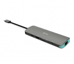 Stacja dokująca do laptopa i-tec USB-C - USB-C, USB, HDMI, LAN, PD, 100W