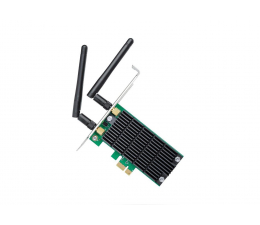 Karta sieciowa TP-Link Archer T4E (802.11b/g/n/ac 1200Mb/s) DualBand