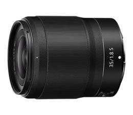 Obiektywy stałoogniskowy Nikon Nikkor Z 35mm f1.8 S