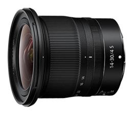 Obiektyw zmiennoogniskowy Nikon Nikkor Z 14-30mm f/4 S
