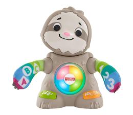 Zabawka dla małych dzieci Fisher-Price Linkimals Interaktywny Leniwiec