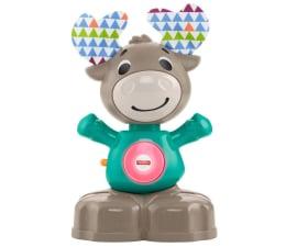 Zabawka dla małych dzieci Fisher-Price Linkimals Interaktywny Łoś