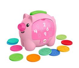 Zabawka dla małych dzieci Fisher-Price Edukacyjna Świnka Skarbonka
