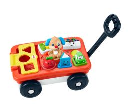 Zabawka dla małych dzieci Fisher-Price Edukacyjny Wózek Szczeniaczka