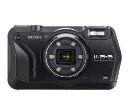 Aparat kompaktowy Ricoh WG-6 czarny