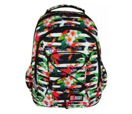 Plecak Majewski ST.Right Plecak szkolny Tropical Stripes BP-32