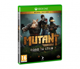 Gra na Xbox One Xbox MUTANT YEAR ZERO: ROAD TO EDEN