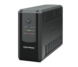 Zasilacz awaryjny (UPS) CyberPower UPS UT650EG-FR (650VA/360W, 3xPL, AVR)