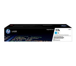 Toner do drukarki HP 117A cyan 700str.