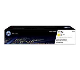 Toner do drukarki HP 117A yellow 700str.