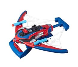 Zabawka militarna NERF Spider-Man Wyrzutnia sieci Spiderbolt