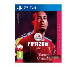 Gra na PlayStation 4 EA Sports FIFA 20 EDYCJA MISTRZOWSKA