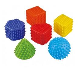 Zabawka dla małych dzieci Dumel Kształty Sensory 2420