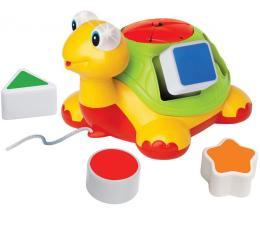 Zabawka dla małych dzieci Dumel Discovery Żółwik sorter kształtów 38125