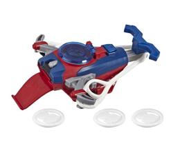 Zabawka militarna Hasbro Spider-Man Wyrzutnia sieci Gear Disc Slinger
