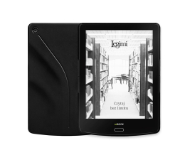 Czytnik ebook inkBOOK Prime HD + Legimi 60 dni + etui
