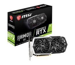 Karta graficzna NVIDIA MSI Geforce RTX 2060 SUPER ARMOR OC 8GB GDDR6