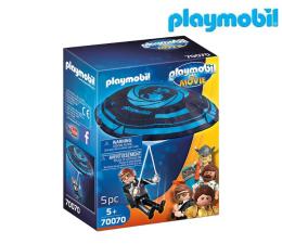 Klocki PLAYMOBIL ® PLAYMOBIL Film Rex Dasher ze spadochronem