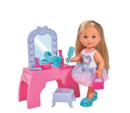 Lalka i akcesoria Simba Evi z toaletką