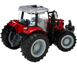 Pojazd / tor i garaż TOMY Traktor Massey Ferguson 6613