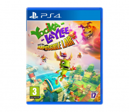 Gra na PlayStation 4 Playtonic Games Yooka-Laylee and the Impossible Lair