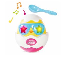 Zabawka dla małych dzieci TOMY Toomies Beat It grające jajko