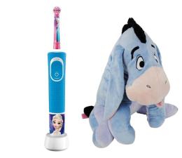 Szczoteczka elektryczna Oral-B D100 Kids Frozen + Kłapouchy