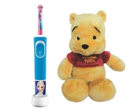 Szczoteczka elektryczna Oral-B D100 Kids Frozen + Kubuś Puchatek
