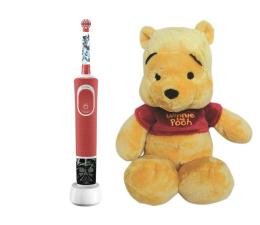 Szczoteczka elektryczna Oral-B D100 Kids Star Wars + Kubuś Puchatek
