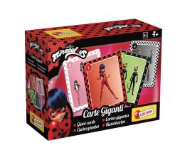 Gra karciana Lisciani Giochi Ladybug Gigantyczne karty